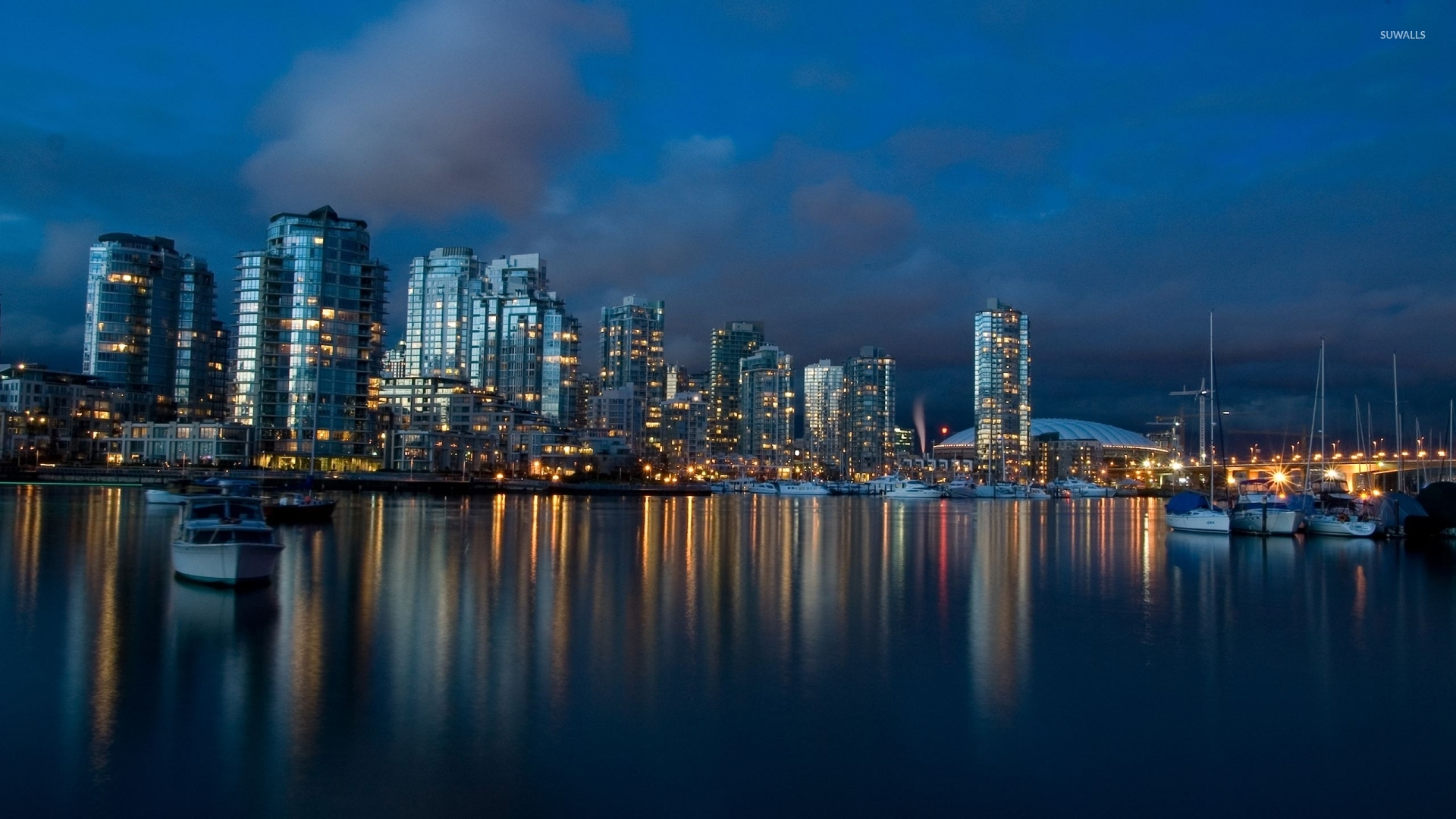 Vancouver 3 Wallpaper