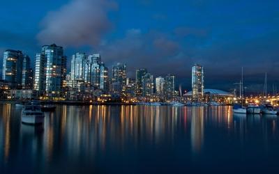 Vancouver [3] wallpaper