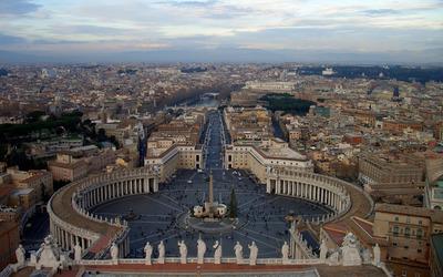 Vatican City wallpaper