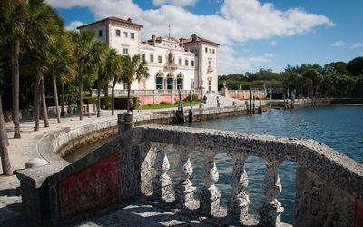 Vizcaya Museum, Miami wallpaper