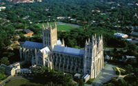 Washington National Cathedral wallpaper 1920x1200 jpg