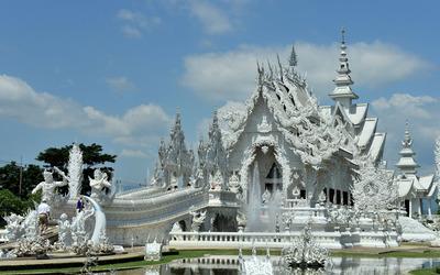 Wat Rong Khun [2] wallpaper