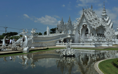 Wat Rong Khun [3] wallpaper