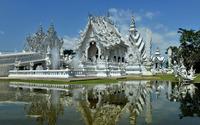 Wat Rong Khun wallpaper 3840x2160 jpg