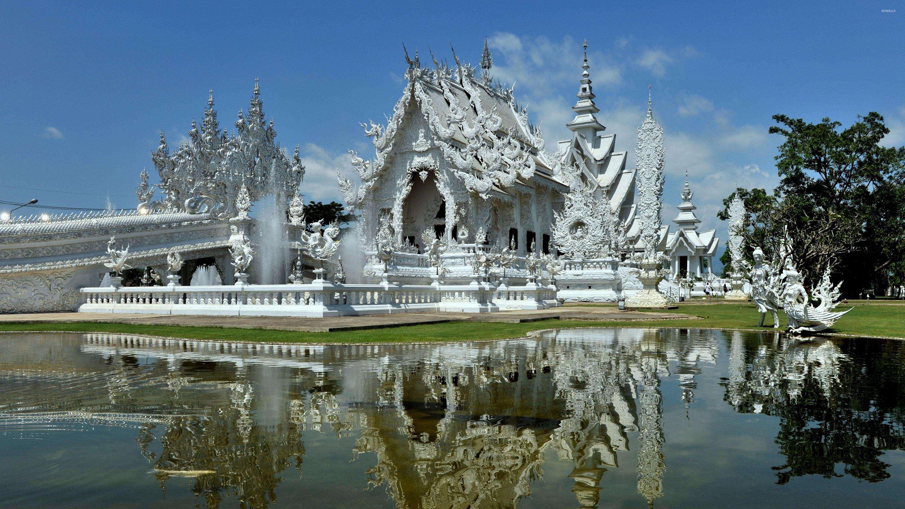 Wat Rong Khun wallpaper - World wallpapers - #37992