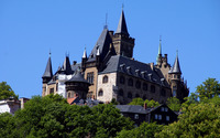 Wernigerode Castle wallpaper 1920x1200 jpg