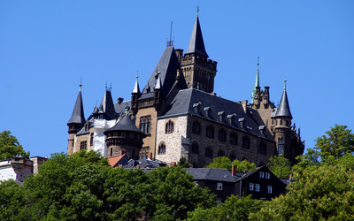 Wernigerode Castle Wallpaper