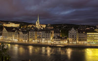 Zurich wallpaper 1920x1200 jpg